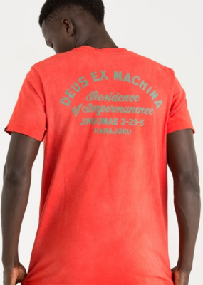 Deus Ex Machina Deus Ex Machina Sunbleached Impermanence Tee