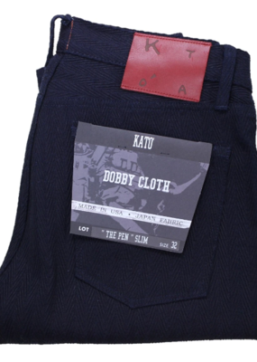 Kato KATO' The Pen Slim 11.5 oz. Raw Denim