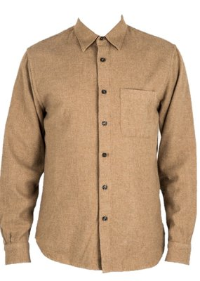 Kato KATO' The Ripper Chambray Viyella Shirt
