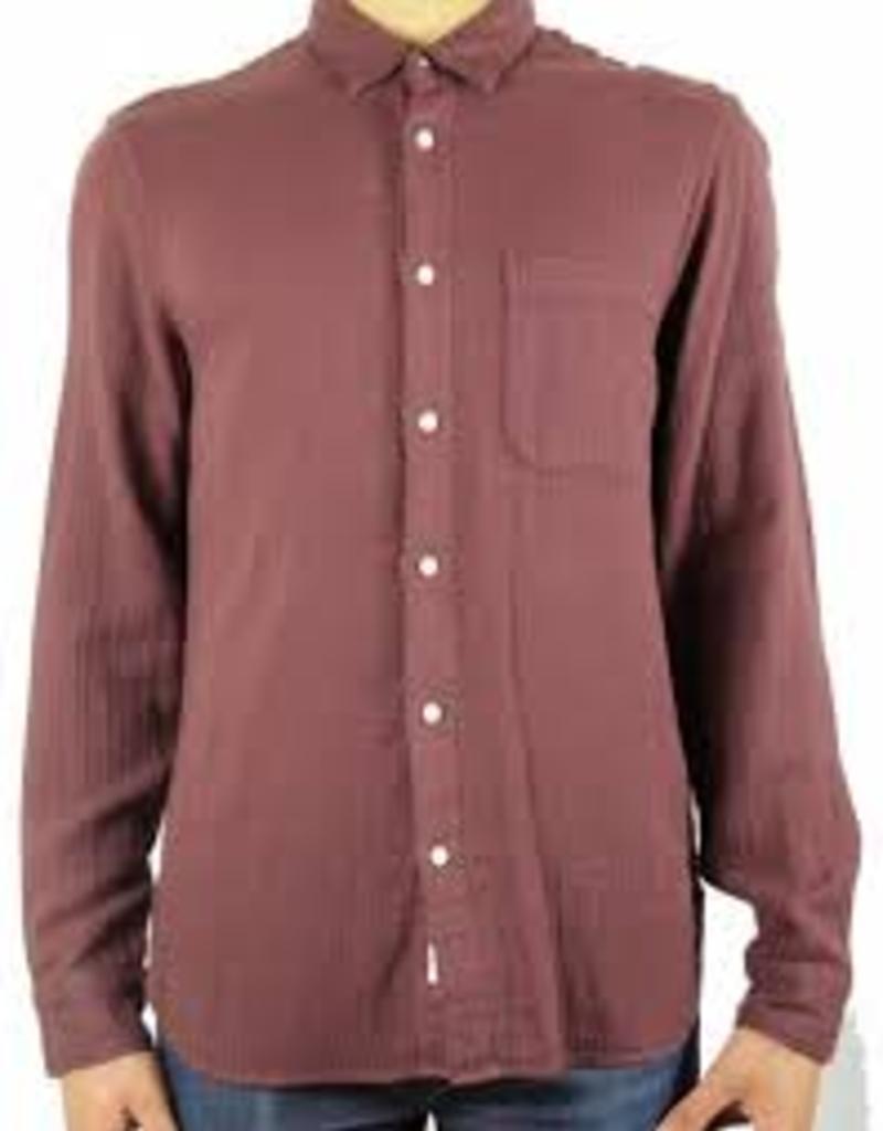 Kato KATO' The Ripper Double Guaze Shirt in Pale