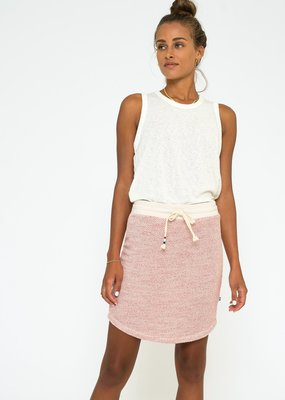 L SOL Baja Terry Skirt