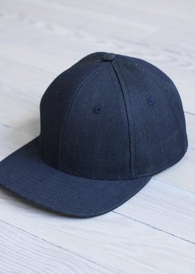 Raleigh Denim Workshop Raleigh OG Selvedge 6 Panel Hat