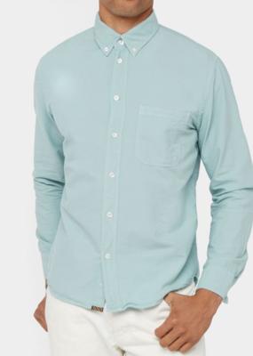 Billy Reid Billy Reid Washed Oxford Long Sleeve Shirt