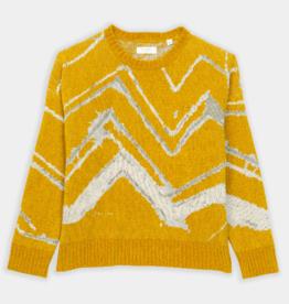 Ladies Billy Reid Mountain Jacquard Sweater