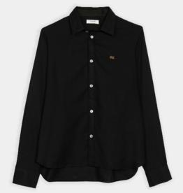 Ladies Billy Reid Taped Twill Shirt