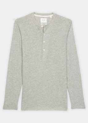 Billy Reid Billy Reid Louis Cotton Cashmere Henley