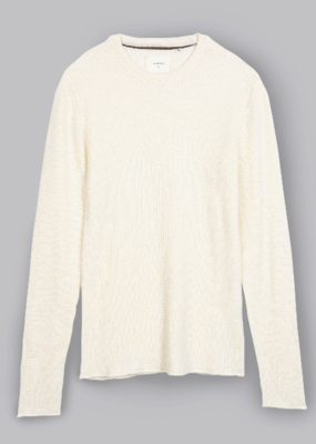 Billy Reid Billy Reid Waffle Crew Sweater