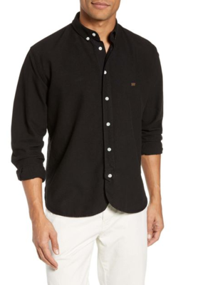 Billy Reid Billy Reid Long Sleeve Staff Shirt
