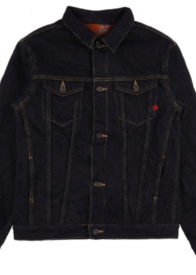Naked & Famous Naked & Famous Emperor of Slub Denim Jacket