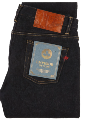 Naked & Famous Naked & Famous Weird Guy Emperor of Slub Jean