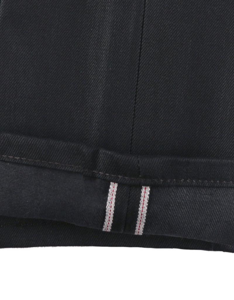 Naked & Famous  High Skinny Black Cobra Stretch Selvedge Jean