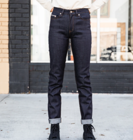 Naked & Famous High Skinny Night Shade Selvedge Jean
