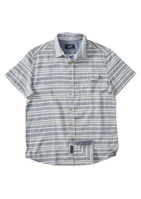 Grayers America Inc. Grayer Trevor Horizontal Twill S/S Shirt