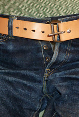 Naked & Famous Naked & Famous Bovine Leather Belt