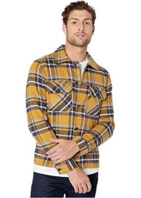 Naked & Famous Naked & Famous Heavy Vintage Flannel Work Shirt