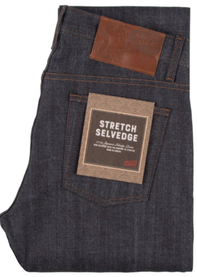 Naked & Famous Naked & Famous Weird Guy Stretch Selvedge Jean