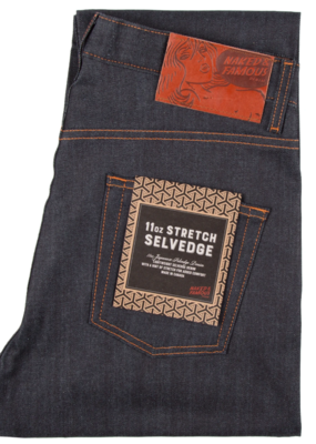 Naked & Famous Naked & Famous Easy Guy Stretch Selvedge Jean