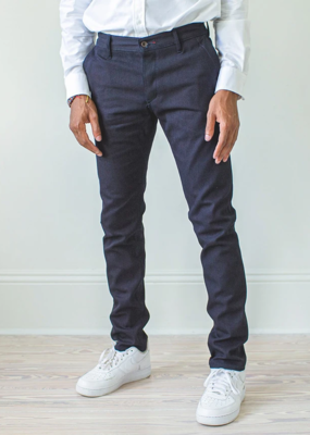 Raleigh Denim Workshop Raleigh Martin Selvedge Trouser