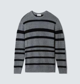 Baldwin BLDWN Gilpin Melange Stripe Sweater
