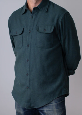 Raleigh Denim Workshop Raleigh CPO Shirt