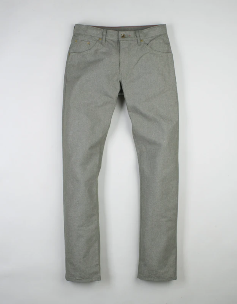 Raleigh Denim Workshop Raleigh Denim Jones Cotton Linen Pant