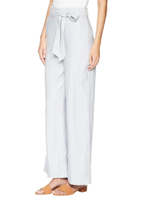 Ladies Baldwin  Simone Faded Stripe Pant