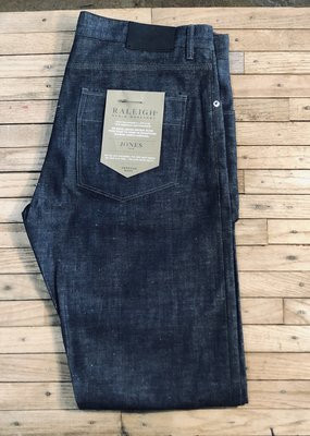 Raleigh Denim Workshop Raleigh Jones Chambray Selvedge Jean