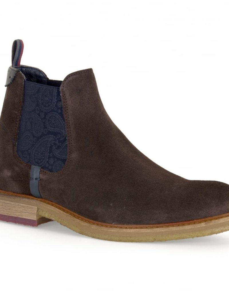 Ted Baker Ted Baker Bronzo Suede Boot