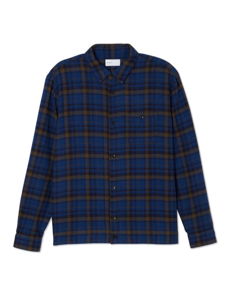 Baldwin BLDWN Dodd Plaid Shirt