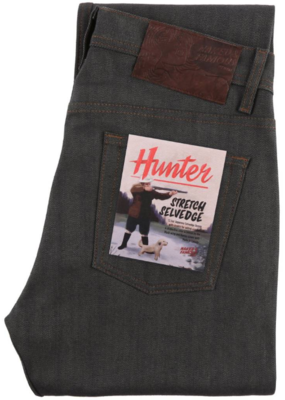 Naked & Famous Naked & Famous Weird Guy Hunter Selvedge Jean