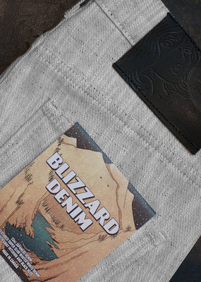 Naked & Famous Naked & Famous Super Guy Blizzard Jean