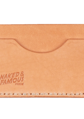 Naked & Famous Naked & Famous Card Case