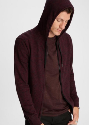 John Varvatos John Varvatos Richmond Zip Hoodie