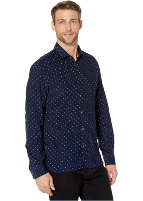 John Varvatos John Varvatos Ross Bluff Edge Shirt
