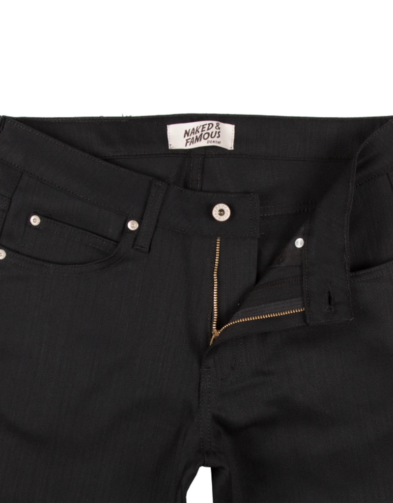 Naked & Famous Naked & Famous Super Skinny Guy Power Stretch Jean