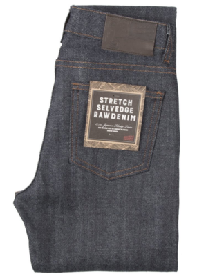 Naked & Famous Skinny Raw Stretch Selvedge Jean