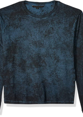 John Varvatos John Varvatos Denver L/S Pickstitch Tee