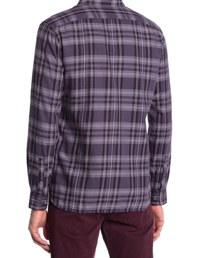 John Varvatos John Varvatos Ashten Button Sport Shirt