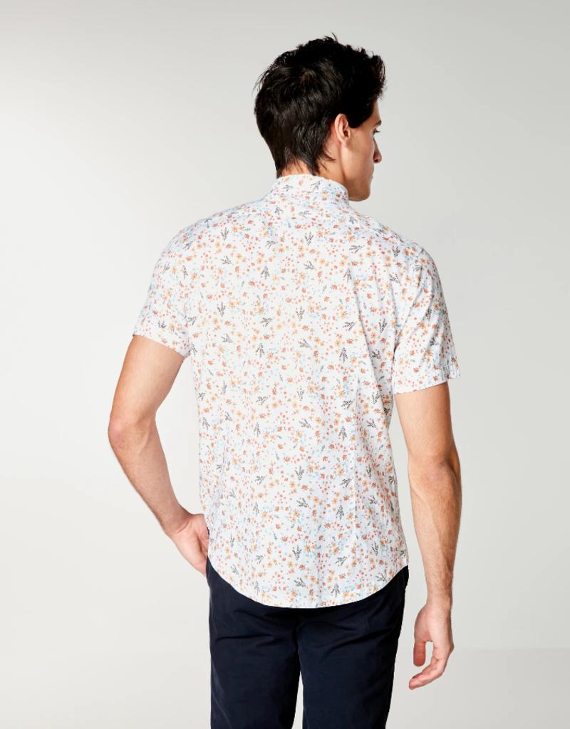 Good Man Brand Good Man SS On-Point Print Shirt