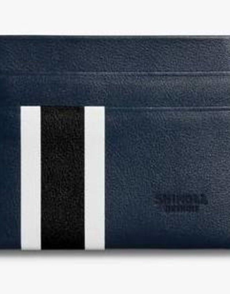 Shinola Shinola Striped Card Case