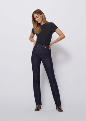 BLDWN High Rise Relaxed Denim