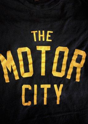 Retro Brand Retro Brand Black Label The Motor City Tee