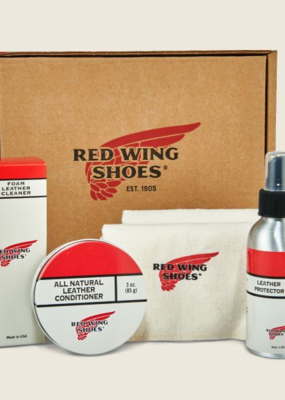 Red Wing Shoe Company Red Wing Oil Tanned Leather Gift Pack