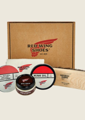 Red Wing Shoe Company Red Wing Core Care Gift Pack