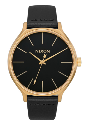 Nixon Nixon Arrow Leather Watch