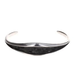 King Baby King Baby Hammered Armor Cuff