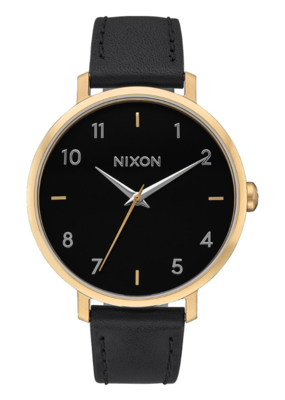 Nixon Nixon Arrow Leather Watch
