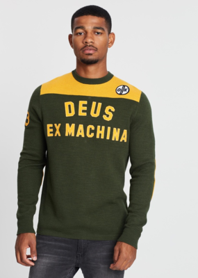 Deus Ex Machina Deus Moto X Knit Sweater