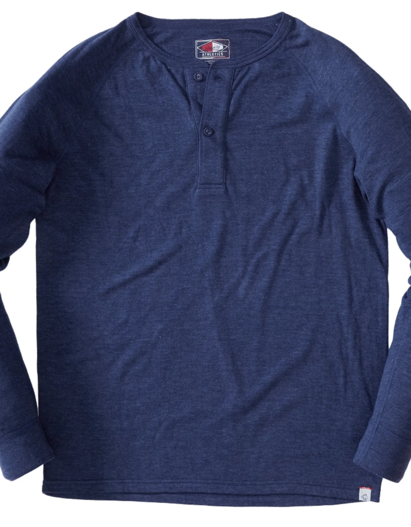 Grayers America Inc. Grayers Double Knit Henley