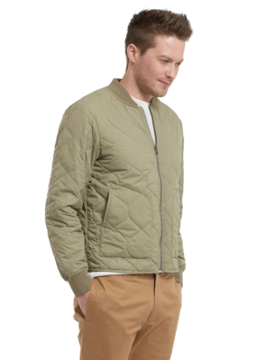 Grayers America Inc. Grayers Daines Light Weight Quilted Bomber